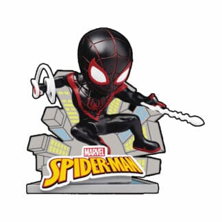 geek vault marvel miles morales spider man mini egg attack