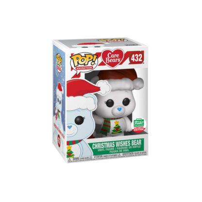 xmas wishes bear pop box