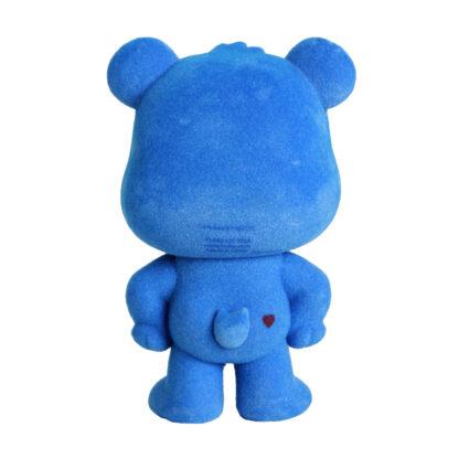 grumpy bear flocked back