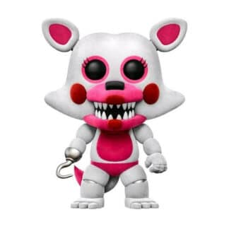 funtime foxy flocked pop