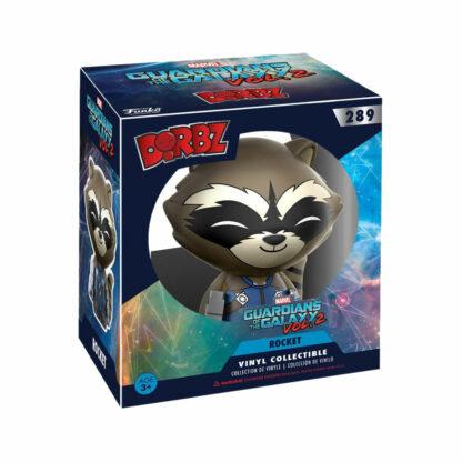 rocket raccoon dorbz box geek vault