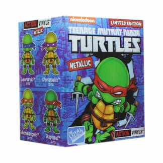 TMNT Metallic Mystery Fig Boxed Front