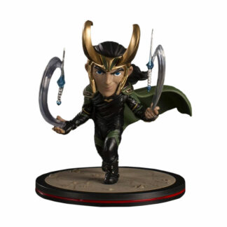 Thor Ragnarok Loki Q-Fig