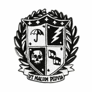 The Umberlla Academy Crest Patch