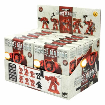Warhammer Mystery Figs Series 2 Boxed