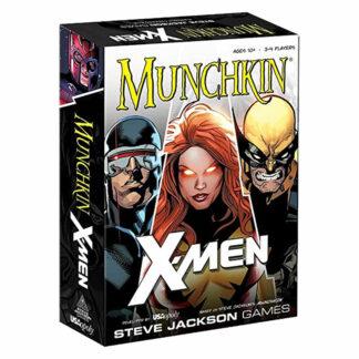 X-MenMunchkin Card Game