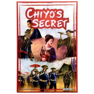 WizKids Board Game Chiyo's Secret
