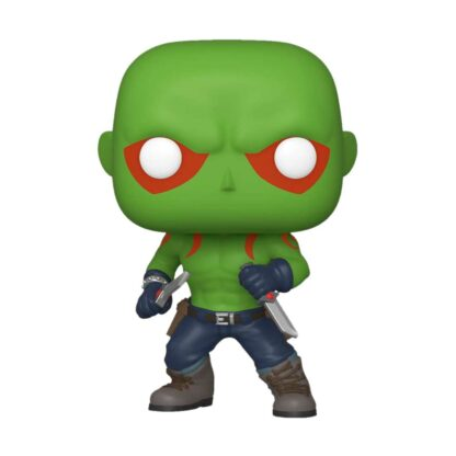 Marvel: Guardians Of The Galaxy Funko POP! VINYL #442DRAX (FIRST APPEARANCE)