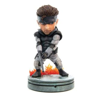 Metal Gear Solid Solid Snake SD Statue
