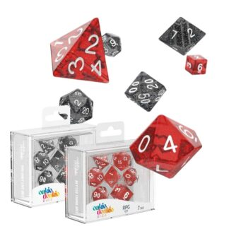 Oakie Doakie Dice RPG Speckled Set