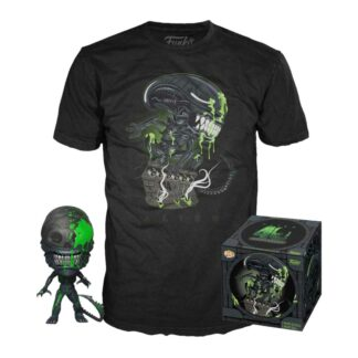 Alien Funko POP! & Tee 40th Anniversary Xenomorph