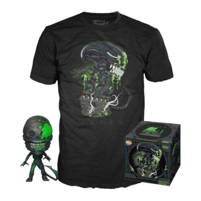 Alien Funko POP! & Tee 40th Anniversary Xenomorph