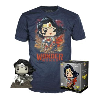 pop tee jim lee wonder woman