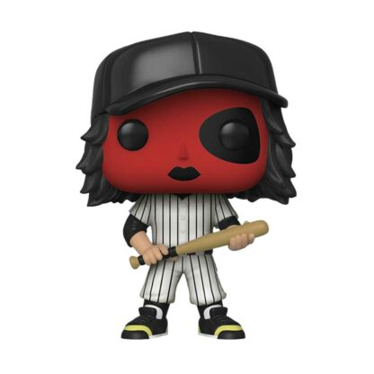 Movies: The Warriors Funko Pop! Vinyl #824 Baseball Fury (Red) Exclusive