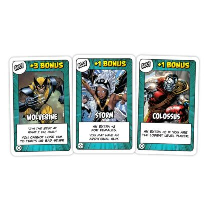 X-Men Munchkin Card Game Heroes