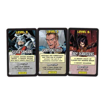 X-Men Munchkin Card Game Villains