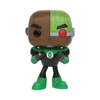 DC: Teen Titans Go! Funko POP! Vinyl #338 Cyborg as Green Lantern