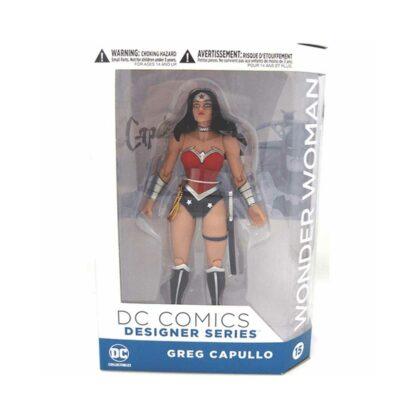 DC Comics Designer Series Greg Capullo Wonder Woman Action Figure Box