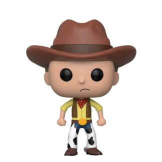 Rick and Morty Funko POP! Vinyl #364 Western Morty SDCC Exc.