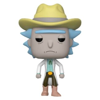 Rick and Morty Funko POP! Vinyl #363 Western Rick SDCC Exc.