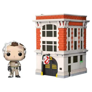 Venkman with Firehouse