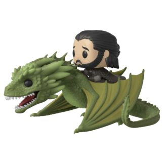 Jon Snow on Rhaegal pop