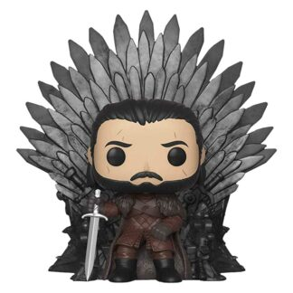 geek vault jon snow on iron throne