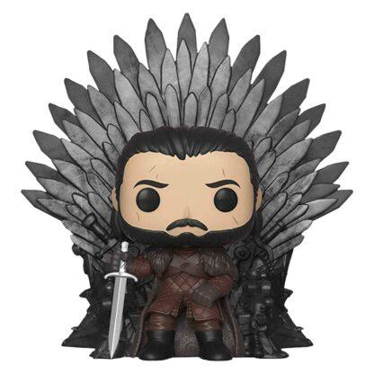 geek vault jon snow on iron throne