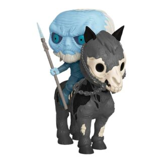 mounted white walker pop