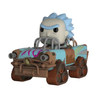 Mad Max Rick POP Rides