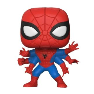 six arm spider-man pop