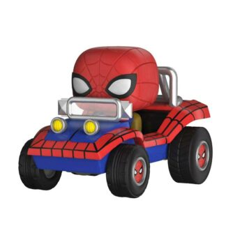 spider-mobile pop rides