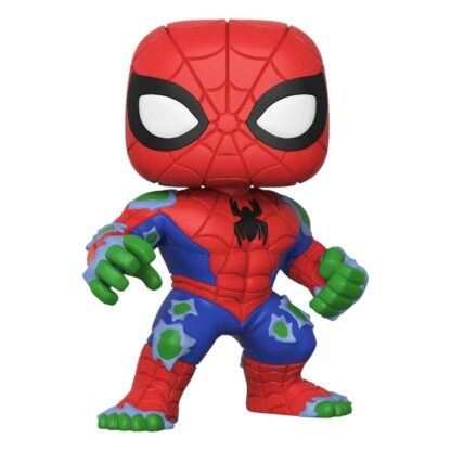 Geek Vault Spider Hulk pop