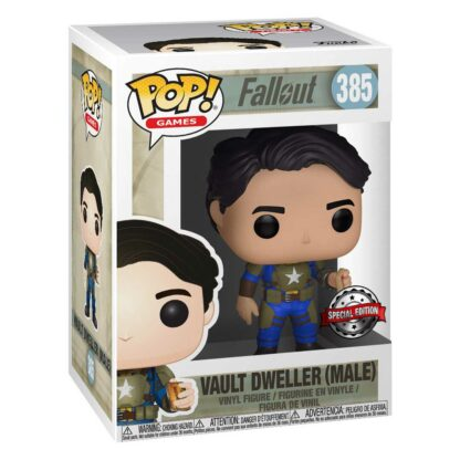 vault dweller pop box