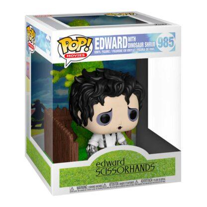 Edward With Dinosaur Shrub POP Boxed