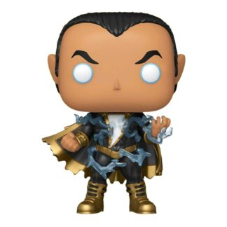 Funko DC Heroes Pop! Black Adam (Glow-in-The-Dark) Exclusive #348