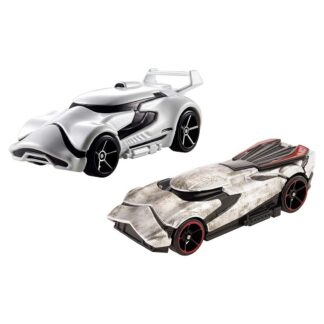Hot Wheels Star Wars Cpt. Phasma - First Order Stormtrooper Cars 2-Pack