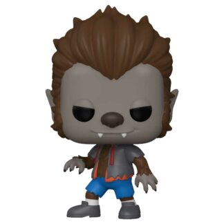 The Simpsons - Werewolf Bart Pop! Vinyl Figure (2020 Fall Convention Exclusive)