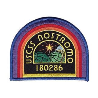 Alien USCSS Nostromo Crew Patch