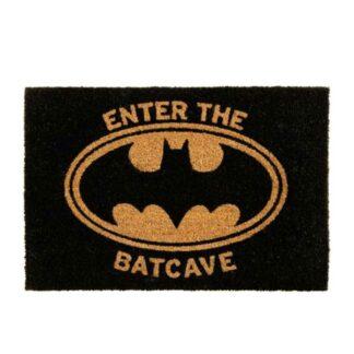 Batman Enter The Batcave Door Mat