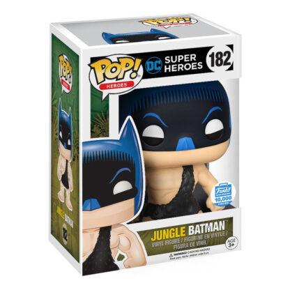 DC Comics Funko POP! Vinyl #182 Jungle Batman Limited Edition Boxed