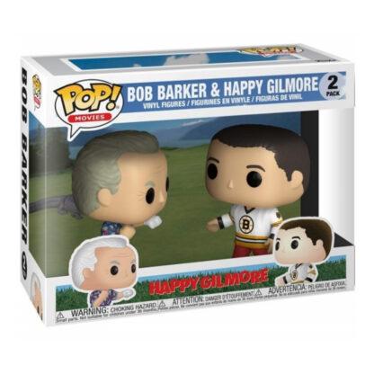HAPPY GILMORE HAPPY AND B.BARKER FUNKO POP! VINYL 2-PACK BOXED