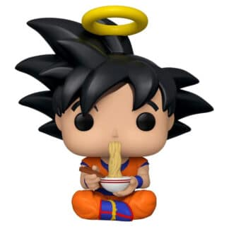 Dragon Ball Z Funko POP! Vinyl #710 Goku (Eating Noodles)