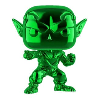 DRAGON BALL Z PICCOLO GREEN CHROME ECCC 2020 EXC FUNKO POP! VINYL