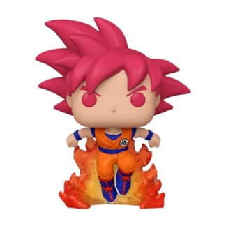 Dragon Ball SSG Goku SDCC 2020 Funko Pop Vinyl Figure