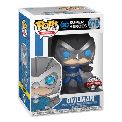 DC COMICS BATMAN OWLMAN EXC FUNKO POP! VINYL BOXED