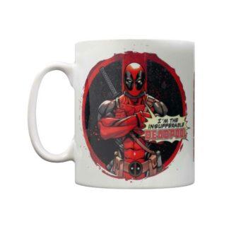Marvel Deadpool (Insufferable) Mug