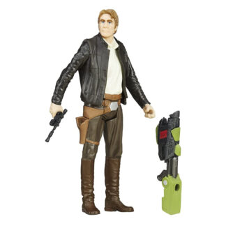 The Force Awakens Han Solo Action Figure