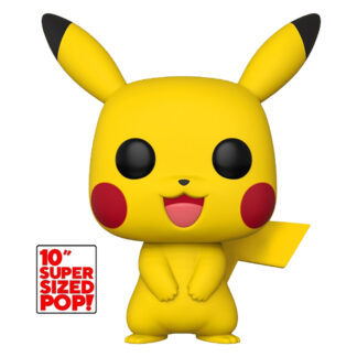 Pokémon: 10 Inch Pop! Vinyl Figure: Pikachu