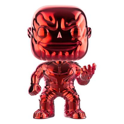red chrome thanos pop